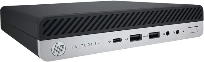 HP EliteDesk 800 G5 Mini