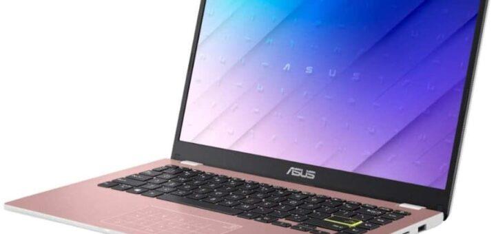ASUS E410 Intel Celeron N4020 4GB 14-inch HD LED