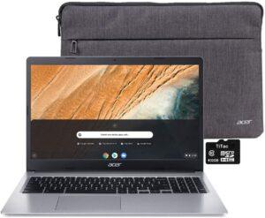 "2021 Acer Chromebook 315 Laptop 15.6"" HD Celeron N4000"