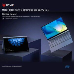 BMAX Y13 13.3-inch 2 in 1 Convertible Laptop