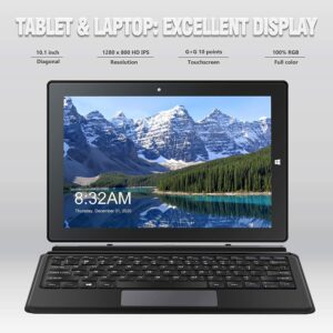 awow ai book 2 in 1 laptop tablet N3450