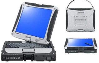 panasonic toughbook 19, cf-19 intel i5-3320m vpro 10.1-inch