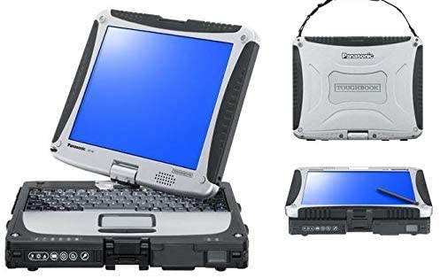 panasonic toughbook 19, cf-19 intel i5-3320m vpro 10.1-inch