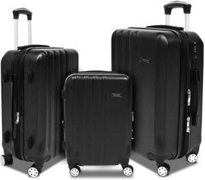 GigabitBest Freedom Expandable Suitcase