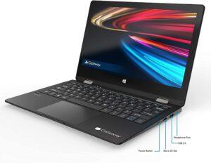 Gateway Touchscreen 11.6 FHD 2-in-1 Convertible