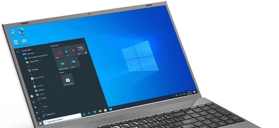 Coolby Windows Laptop 15.6 inch 8GB RAM